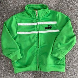 Puma 12 month track jacket